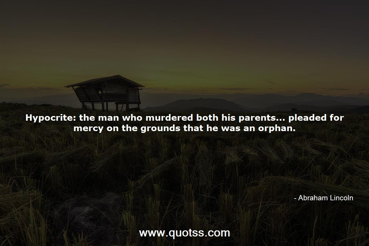 Hypocrite The Man Who Murdered Both His Parents Pleaded For