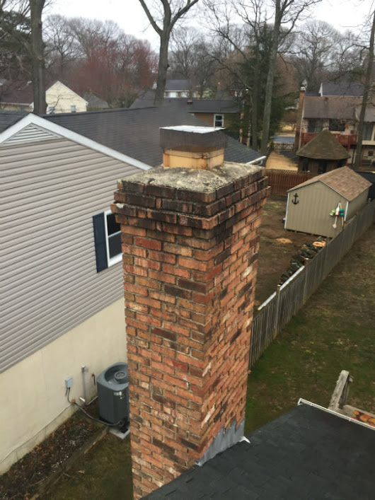 Diagnosing Chimney Leaks - Crofton MD - Clean Sweep