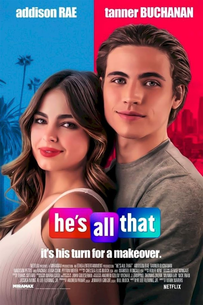 MOVIE: He's All That (2021)