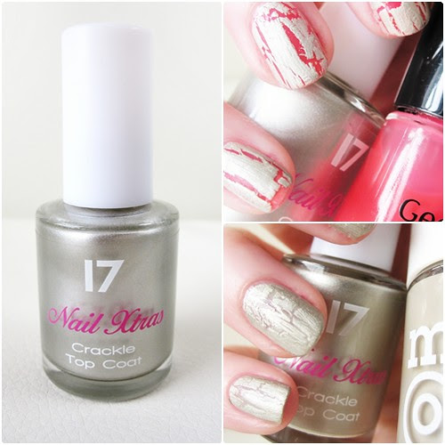 17 crackle polish