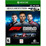 F1 2018 [Xbox One Game]