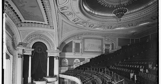 Remembering D.C's historic movie theaters