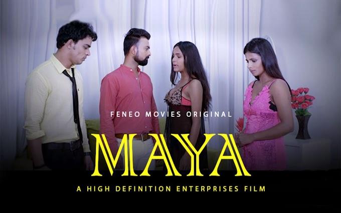 Maaya (2020) - FeneoMovies Originals Hindi WEB Series Season 1 Complete