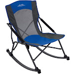 Alps Mountaineering Low Rocker Chair - Blue