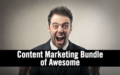 Content Marketing Bundle of Awesome – 12 eBooks for Better Content Performance in 2015