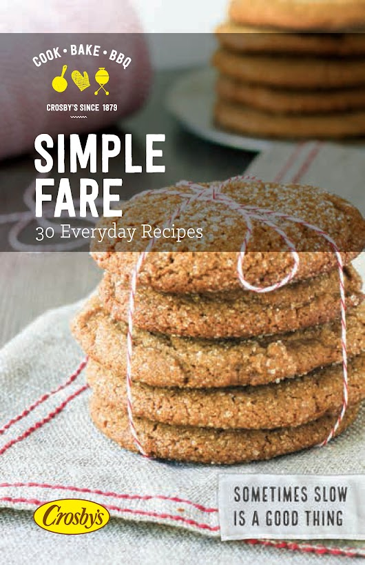 Grandma Molasses Simple Fare Gift Basket Give-Away - My Cookbook Addiction