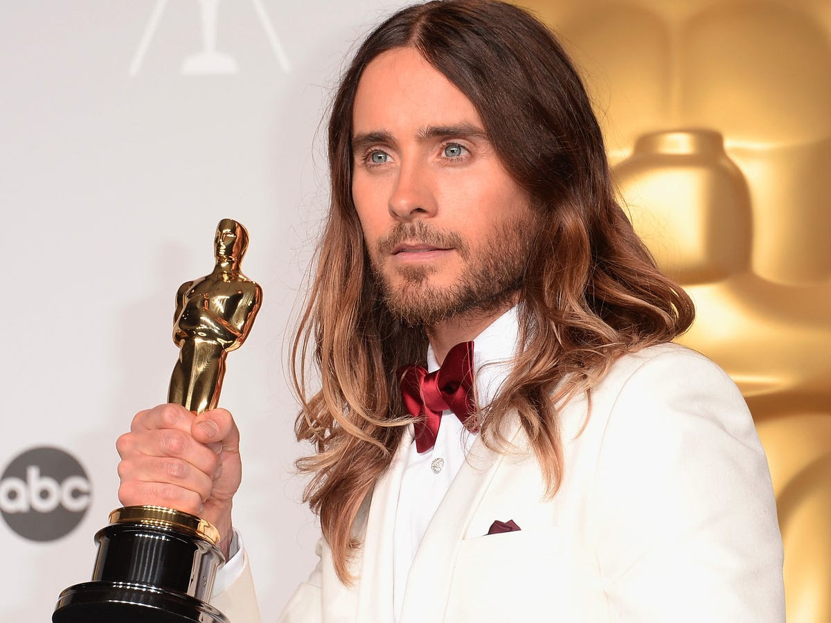 """Dallas Buyers Club"" gave Leto the Academy Award for Best Supporting Actor, his first Oscar."