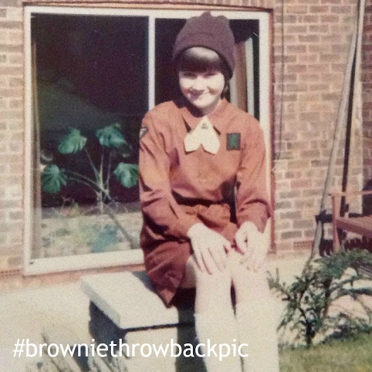 We're in the Lottie Blogger Brownie Pack! - Mum Friendly