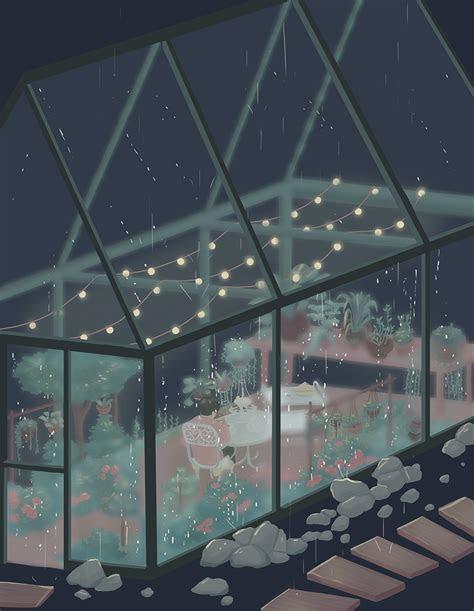 rainymanaesthetic       anime