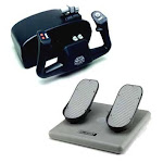 CH Products Flight SIM Yoke and Pedals Beginner Bundle