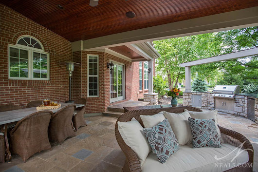 5 Outdoor Living Before & Afters