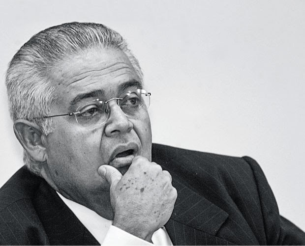 CURRÍCULO Pedro Corrêa,  ex-líder do PP.  No processo do mensalão, ele é acusado de lavagem de dinheiro, corrupção passiva  e formação  de quadrilha  (Foto: Celso Júnior/AE)