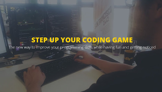 Practice coding with fun programming challenges - CodinGame