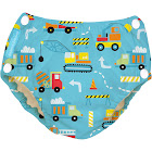 Charlie Banana Reusable Easy Snaps Swim Diaper Construction Medium
