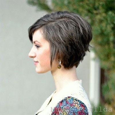 Hair Cut And Style New Hair Style
