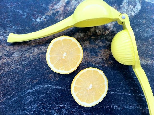 Lemon Ready to be Juiced