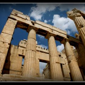 Athens Acropolis by Konstantinos Tsagalidis (Vito73) on 500px.com