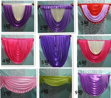Aliexpress.com : Buy colorful design Wedding Backdrop with