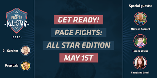 Page Fights: All-Star Edition