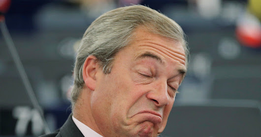 Farage rules himself out of the leadership contest