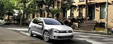 VW Golf. (Volkswagen)