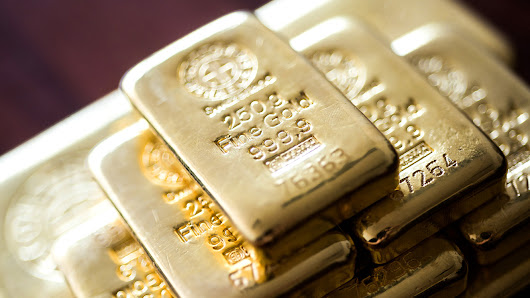 Gold futures mark highest finish in more than two weeks - MarketWatch