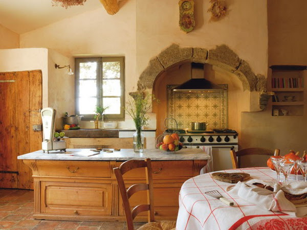 30 French Country Design Inspiration for Your Kitchen