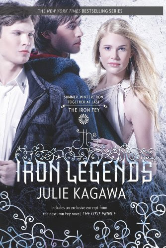 The Iron Legends: Winter's Passage\Summer's Crossing\Iron's Prophecy (Iron Fey) by Julie Kagawa