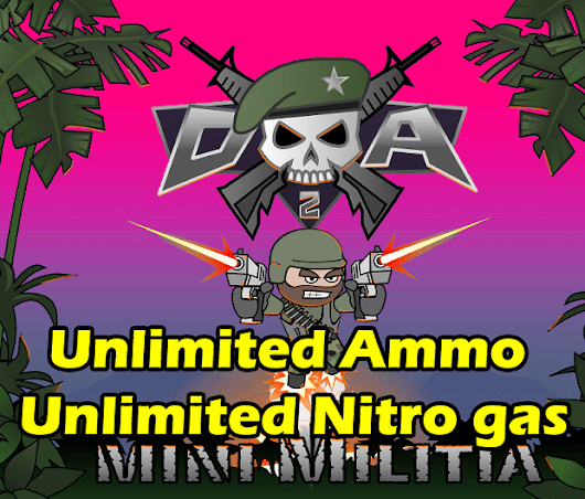 Mini Militia Hack Cheats