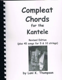 picture of Compleat Chords For The Kantele Book