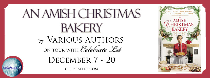 an amish christmas bakery FB banner