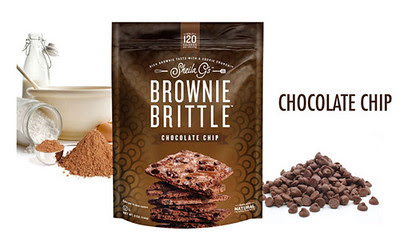 Sheila G's Chocolate Chip Brownie Brittle