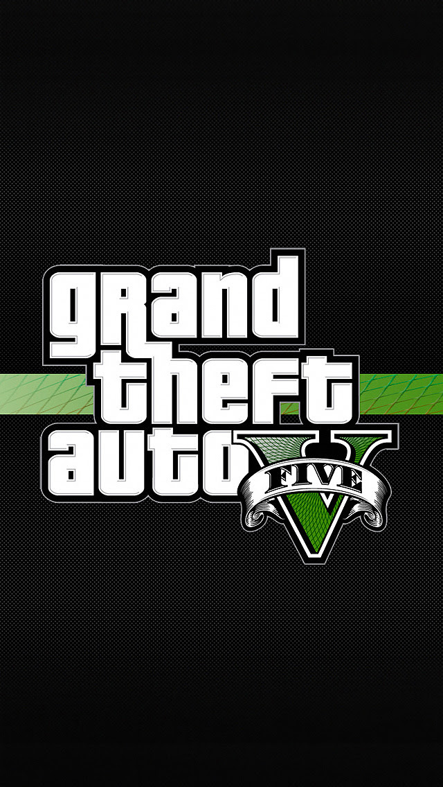 GTA 5 - The iPhone Wallpapers