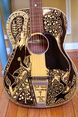 Sharpie Guitar #4