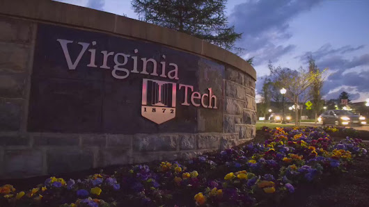 "Virginia Tech on Twitter: ""This just in: Blacksburg really is beautiful 😊  (video: multimedia journalism major Elisabeth Souther) """