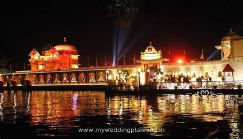 Jagmandir Island Palace   My Wedding Planning