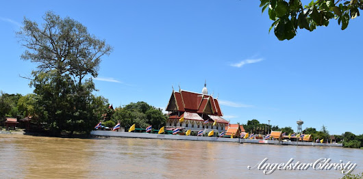 Angelstar Christy: A Journey to Ayutthaya: Tracing the voices of an ancient legacy