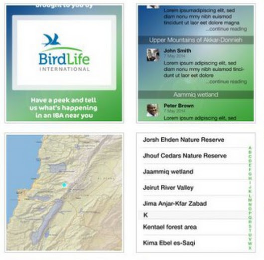 Nature Watch : A smartphone App for IBAs