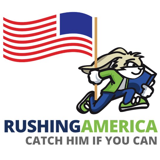 Rushing America - One rabbit's cross-country adventure through the USA