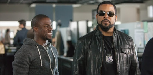 Film Review: Ride Along