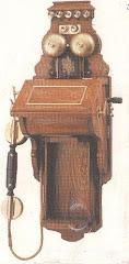 Τηλεφωνική συσκευή του 1885