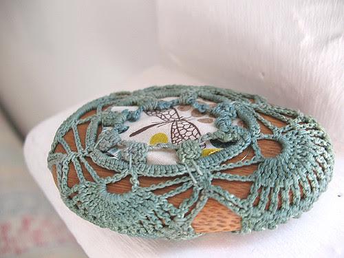 crochet stone 4