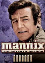 Mannix: Season Seven, a Telemystery Crime Series