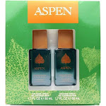 Aspen by Coty Gift Set Two 1.7 oz Cologne Sprays (Men)