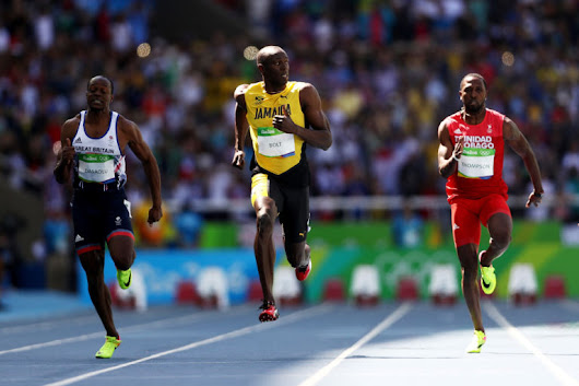 Olympic Track and Field Results: Bolt cruises to the 100m semifinals