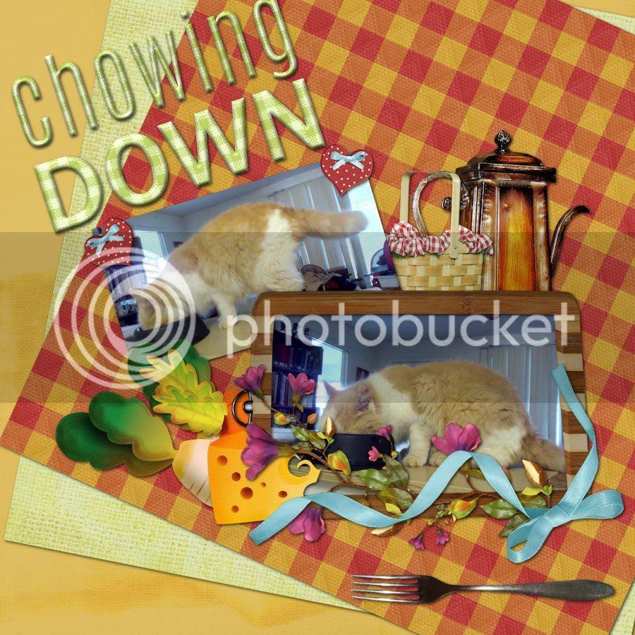 Chowin' Down