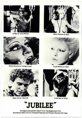 Jubilee (1977 film) poster.jpg
