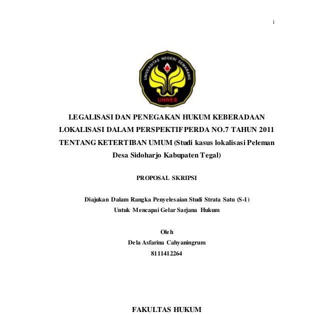 Skripsi Hukum Perdata Normatif Pejuang Skripsi