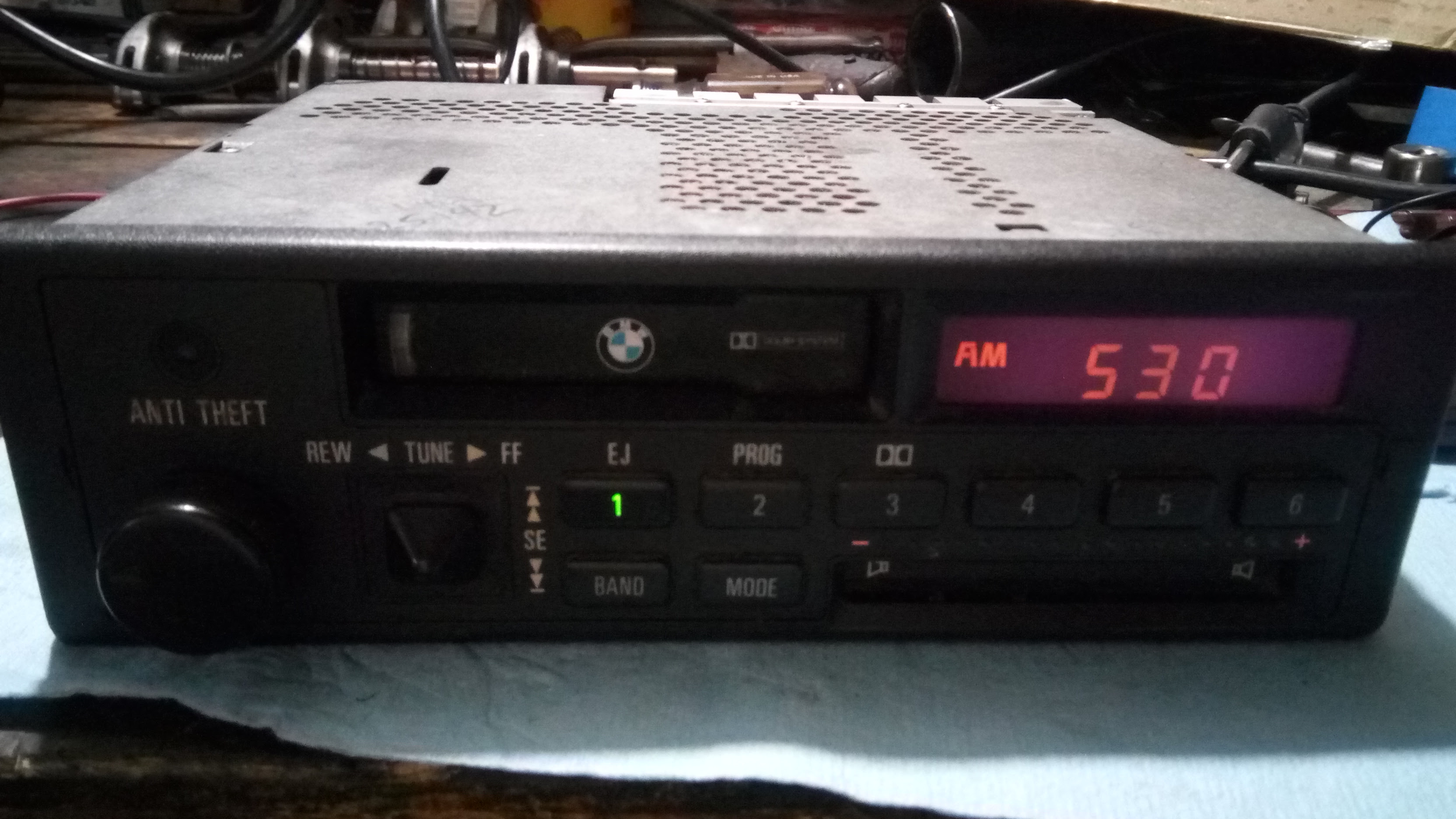 Oem Stereo Notes C33 C43 Cd43 Cd53 The Iconic Bmw