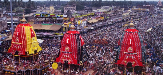 Jagannath Rath Yatra or Car festival of Puri | Travel News & Articles